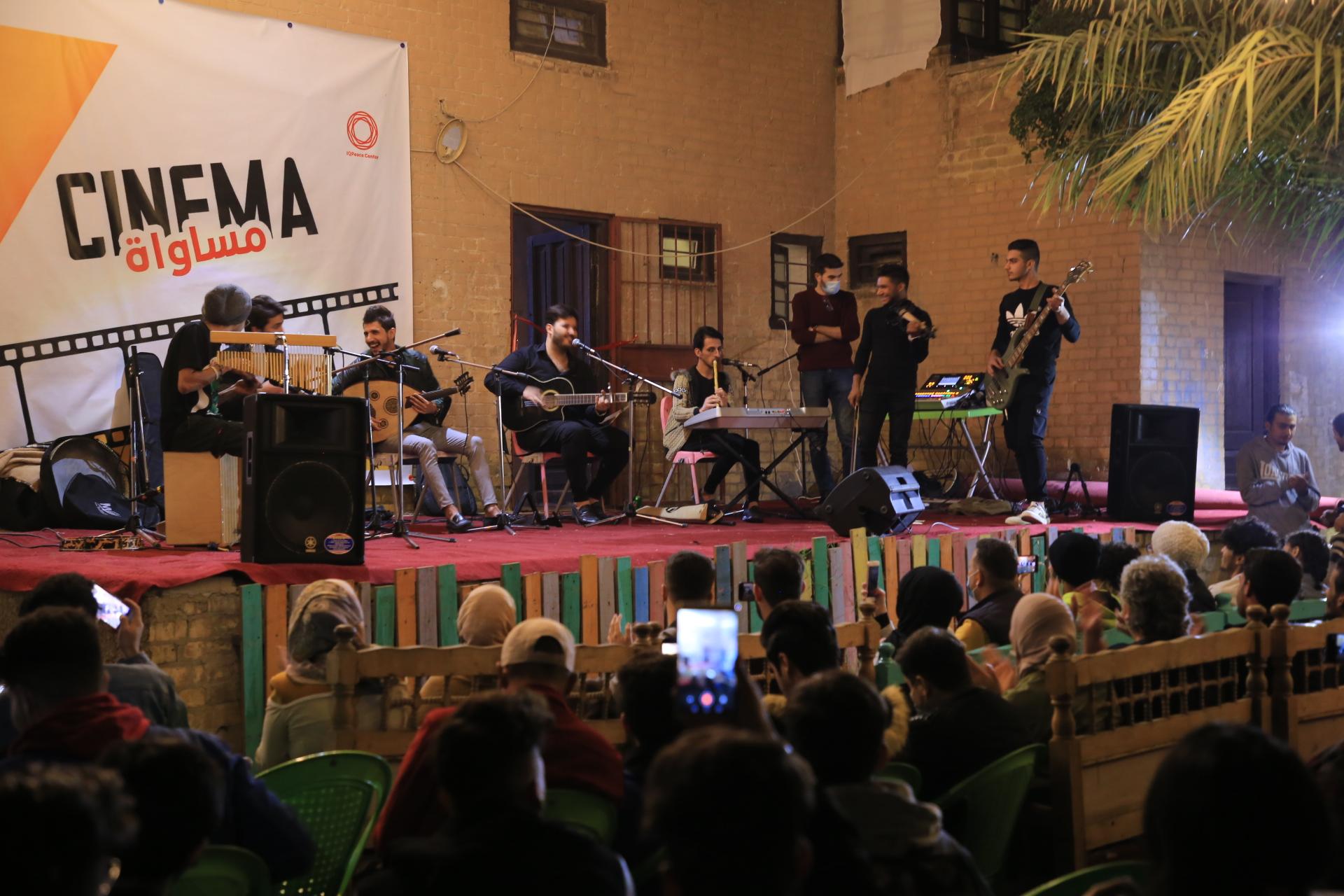 Diversity Carnival in Baghdad