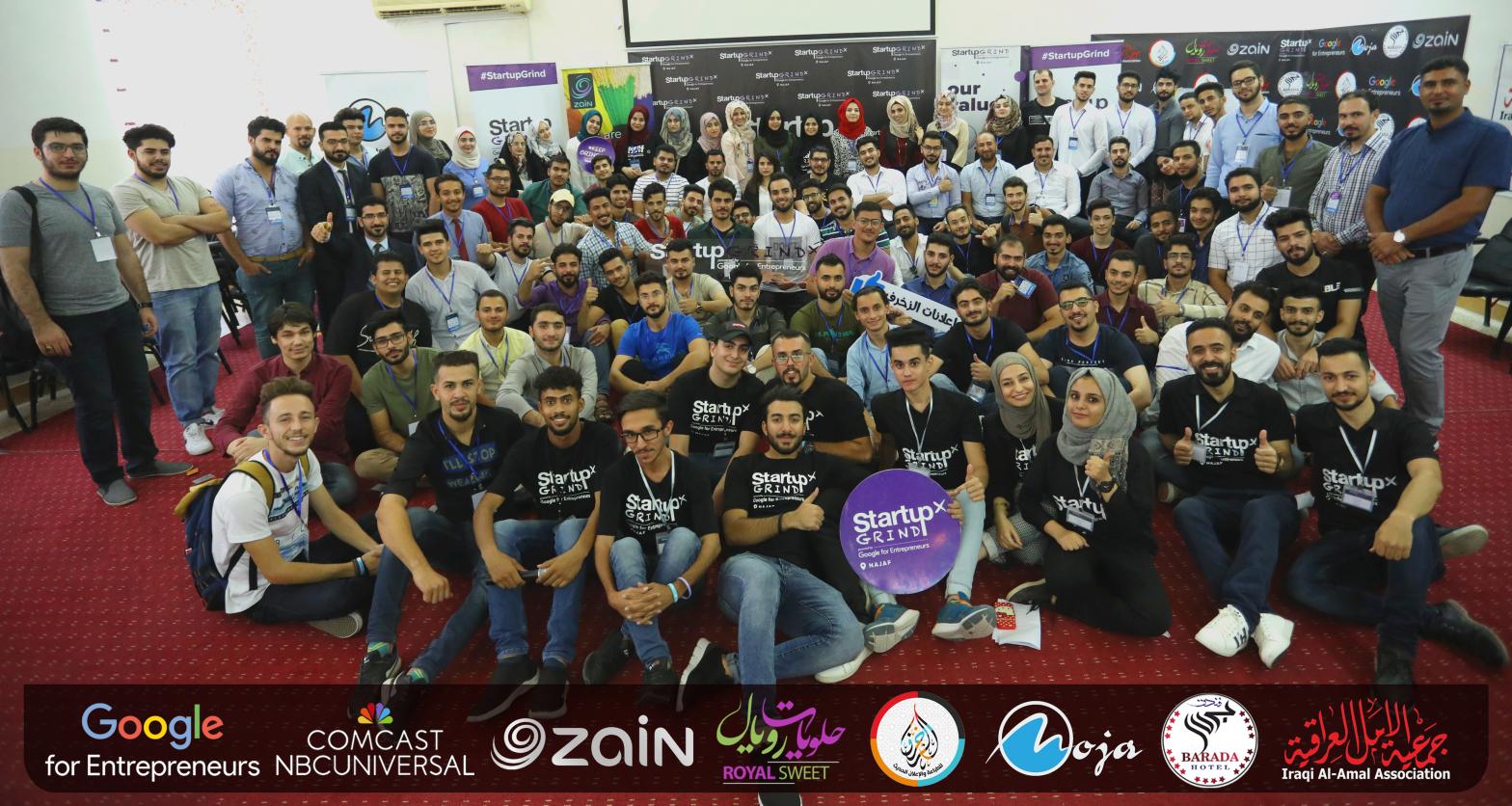 Startup Najaf