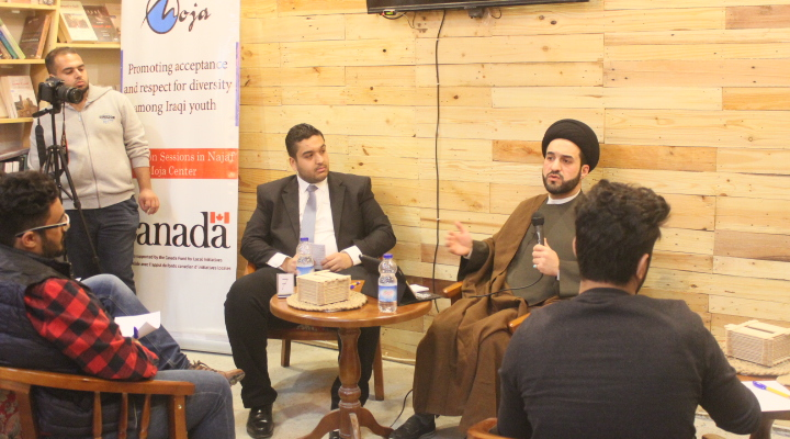 Religion in Contemporary Life with Mr. Jawad Al-Khoei
