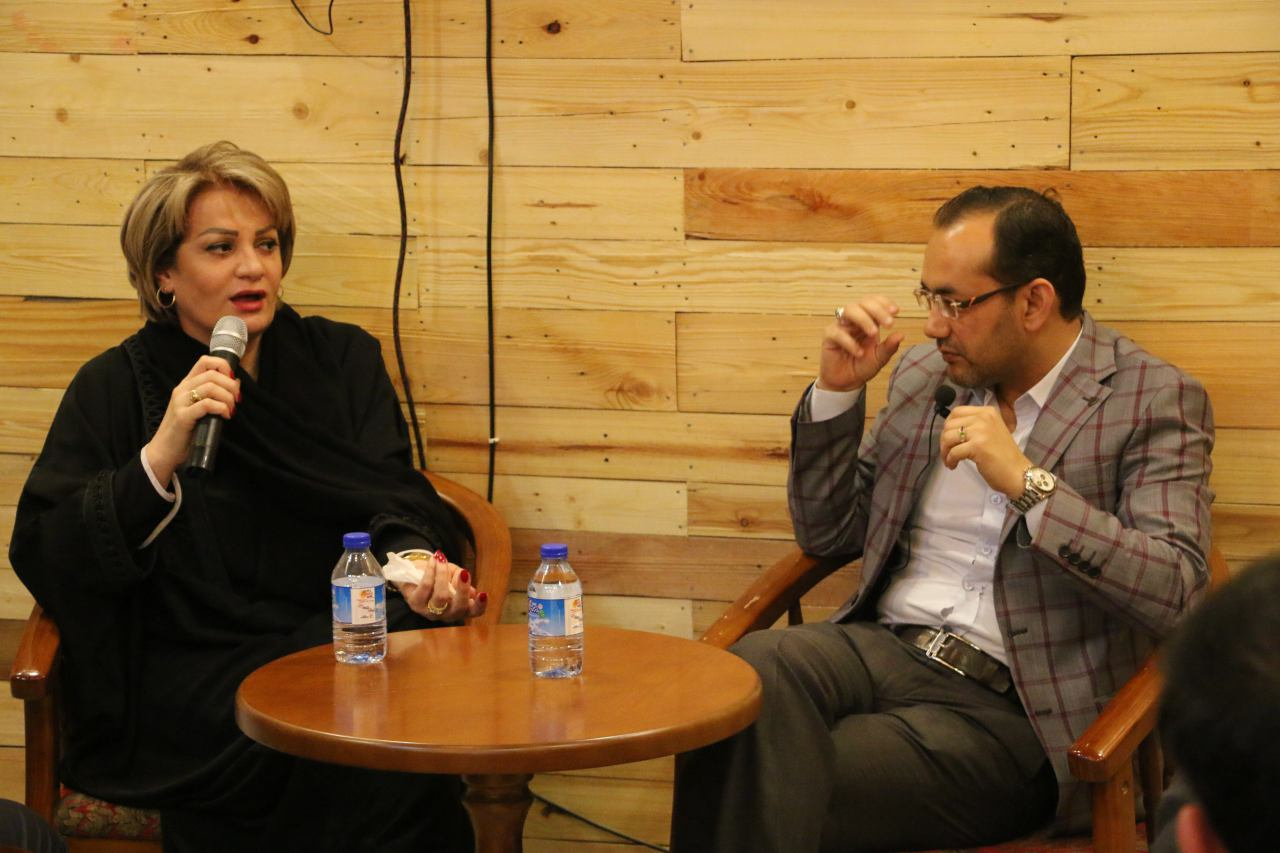Arab-Kurdish Relations dialogue session with Representative Sarwa Abdel Wahed