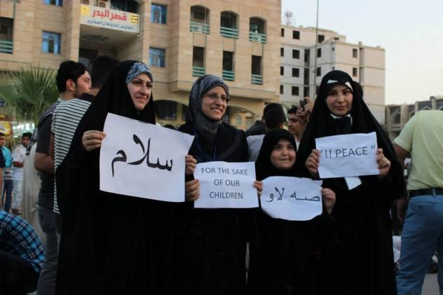 International Peace Day in Najaf